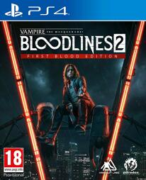 Vampire The Masquerade Bloodlines 2 First Blood Ed. - PS4