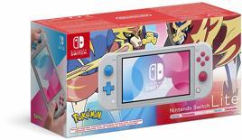 Grundgerät Nintendo Switch Lite, 32GB, Pokémon Limited Ed.