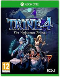 Trine 4 The Nightmare Prince - XBOne