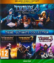 Trine Ultimate Collection (inkl. Teil 1-4) - XBOne