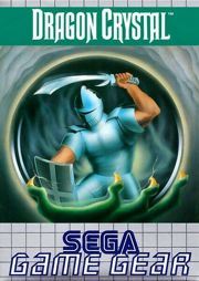 Dragon Crystal, gebraucht - Game Gear