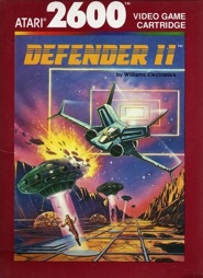 Defender 2, gebraucht - Atari 2600