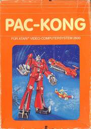 Pac-Kong, gebraucht - Atari 2600