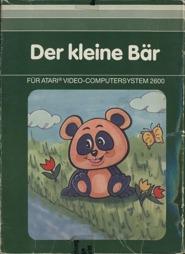 Der kleine Bär, gebraucht - Atari 2600