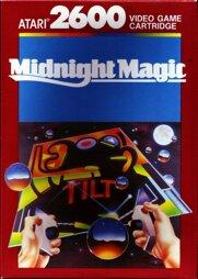 Midnight Magic, gebraucht - Atari 2600