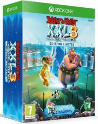 Asterix & Obelix XXL 3 Der Kristall-Hinkelstein L.E.- XBOne