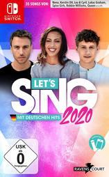 Let's Sing 2020 mit deutschen Hits - Switch