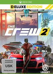 The Crew 2 Deluxe Edition, gebraucht - XBOne