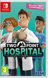 Two Point Hospital - Switch