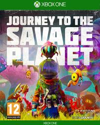 Journey to the Savage Planet - XBOne
