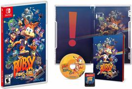 Bubsy Paws on Fire! Limited Edition - Switch