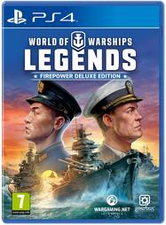 World of Warships Legends Firepower Deluxe Edition - PS4