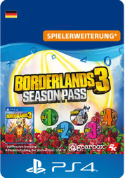 Borderlands 3 Season Pass - PS4-PIN