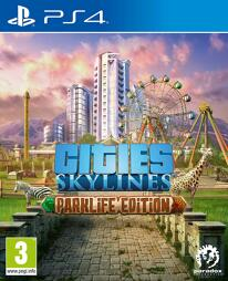 Cities Skylines Parklife Edition - PS4
