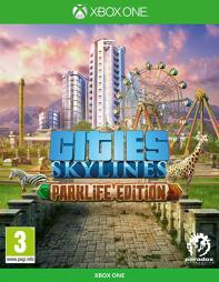 Cities Skylines Parklife Edition - XBOne