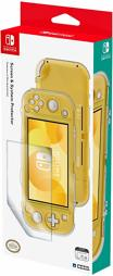 Crystal Case Screen & System Protector, HORI - Switch Lite