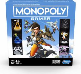 Brettspiel - Monopoly Gamer Overwatch Sammler-Ausgabe