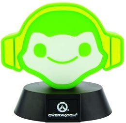 Heim Deko - Overwatch LED Lampe Lucio