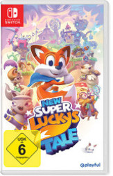 New Super Luckys Tale - Switch