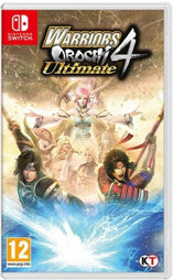 Warriors Orochi 4 Ultimate - Switch