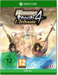 Warriors Orochi 4 Ultimate - XBOne