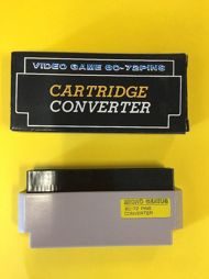Import Adapter Micro Genius, gebraucht - NES