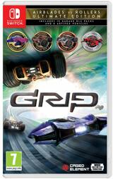 Grip Airblades vs. Rollers Ultimate Edition - Switch