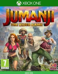 Jumanji Das Videospiel - XBOne