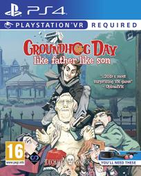 Groundhog Day - Like Father Like Son (VR) - PS4