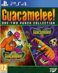 Guacamelee! One-Two Punch Collection - PS4