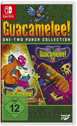 Guacamelee! One-Two Punch Edition - Switch