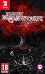 Deadly Premonition 1 Origins - Switch
