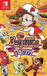 Burgertime Party! - Switch