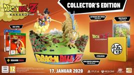 Dragonball Z Kakarot Collectors Edition - PS4