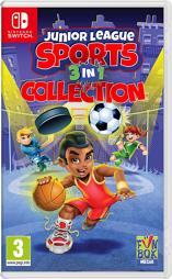 Junior League Sports 3-in-1 Collection - Switch