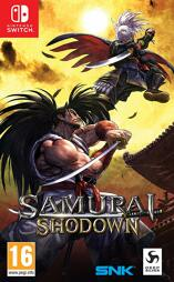 Samurai Shodown - Switch