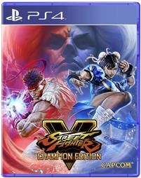 Street Fighter 5 Champion Edition - PS4
