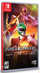 Power Rangers Battle for the Grid - Switch