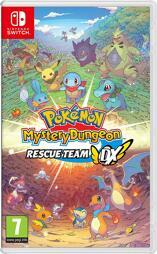 Pokémon Mystery Dungeon Retterteam DX - Switch