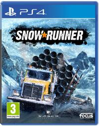 Snow Runner - PS4