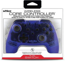 Controller, Core, blau, Nyko - Switch