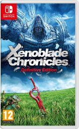 Xenoblade Chronicles 1 Definitive Edition - Switch