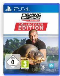 Fishing Sim World - Pro Tour Collectors Edition - PS4