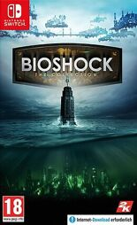 Bioshock The Collection (Teil 1, 2 & Infinite) - Switch