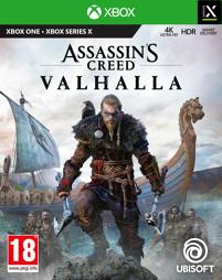 Assassins Creed Valhalla - XBOne/XBSX