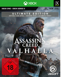 Assassins Creed Valhalla Ultimate Edition - XBOne/XBSX