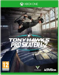 Tony Hawk's Pro Skater 1 & 2 Remastered - XBOne