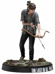 Figur - The Last of Us 2 Ellie mit Bogen (21 cm)
