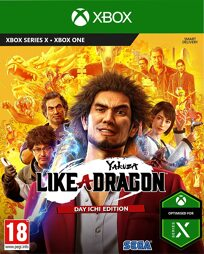 Yakuza 7 Like a Dragon Day Ichi Steelbook Ed.- XBOne/XBSX