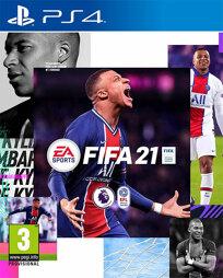 Fifa 2021, gebraucht - PS4